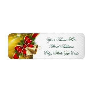 Frohe Weihnachten Goldbell