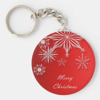 Frohe Weihnachten. Gruß Schlüsselanhänger
