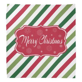 Frohe Weihnachten Halstuch