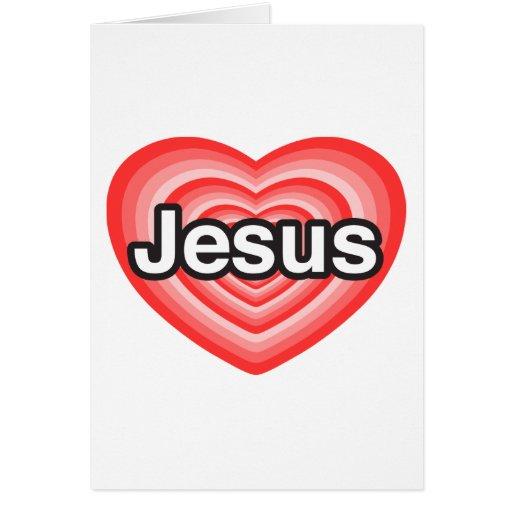 frohe weihnachten i liebe jesus jesus herz gru karte. Black Bedroom Furniture Sets. Home Design Ideas