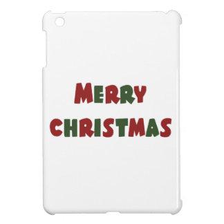 Frohe Weihnachten iPad Mini Hülle