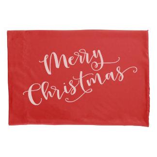 Frohe Weihnachten Kissenbezug
