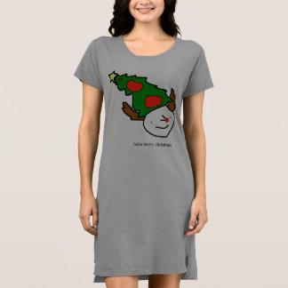 frohe Weihnachten Kleid