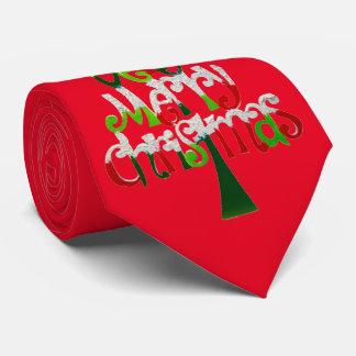 Frohe Weihnachten Krawatte