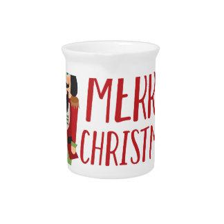 Frohe Weihnachten Krug
