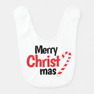 Frohe Weihnachten Lätzchen