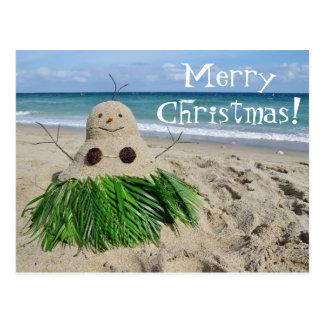 Frohe Weihnachten Mele Kalikimaka Postkarte