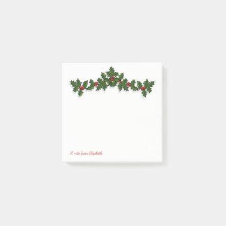 Frohe Weihnachten, Post-it Klebezettel