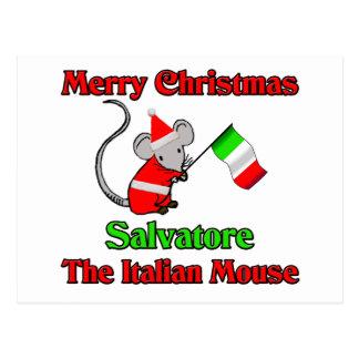 italienisches weihnachten postkarten italienisches. Black Bedroom Furniture Sets. Home Design Ideas