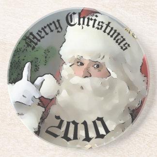 Frohe Weihnachten Sankt Bierdeckel