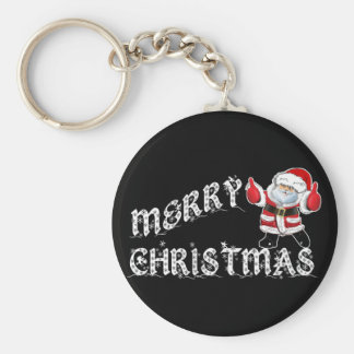 Frohe Weihnachten Schlüsselanhänger