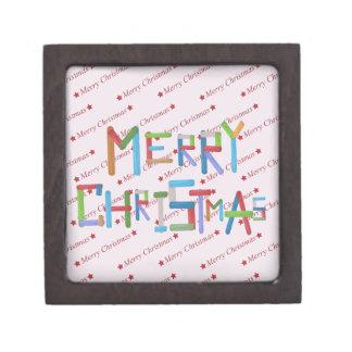 Frohe Weihnachten Schmuckkiste