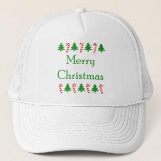 Frohe Weihnachten! Truckerkappe