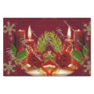 Frohe Weihnachten und ein guten Rutsch ins Neue Seidenpapier