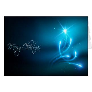 frohe Weihnachten und guten Rutsch ins Neue Jahr Grußkarte