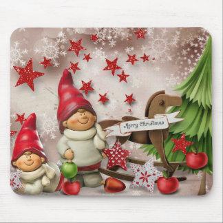 frohe Weihnachten und guten Rutsch ins Neue Jahr Mauspads