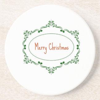Frohe Weihnachten! Untersatz