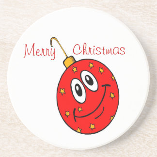 Frohe Weihnachten - Untersetzer