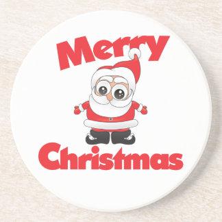 Frohe Weihnachten Bierdeckel