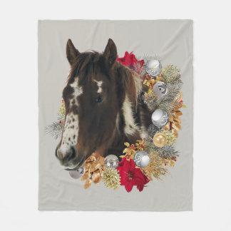 Frohe Weihnachten von Brayley Fleecedecke