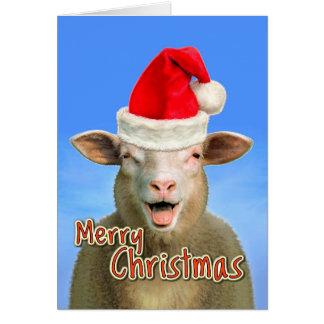 Frohe Weihnachten von Lucie Karte