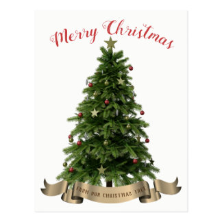 Frohe Weihnachten von unserer Postkarte