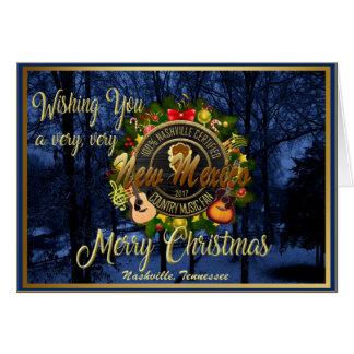 Frohe Weihnachten zu einem New Karte