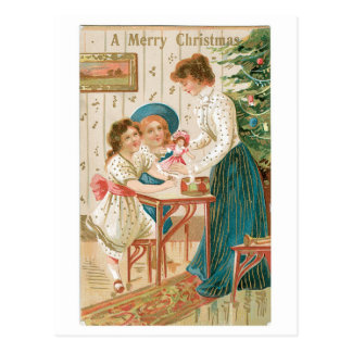 Frohen Weihnachten Postkarte