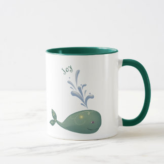 Froher Wal Tasse