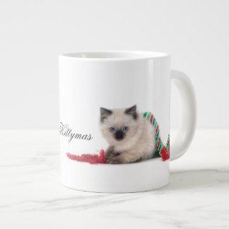 Merry Kittymas Mug
