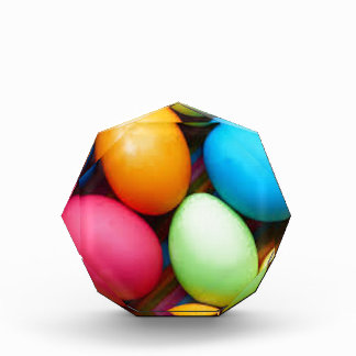 Fröhliche Ostern! Acryl Auszeichnung