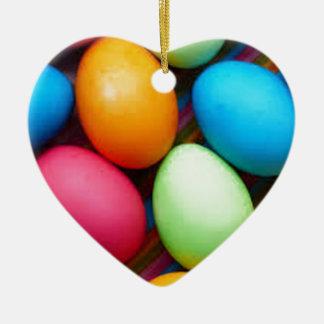 Fröhliche Ostern! Keramik Ornament