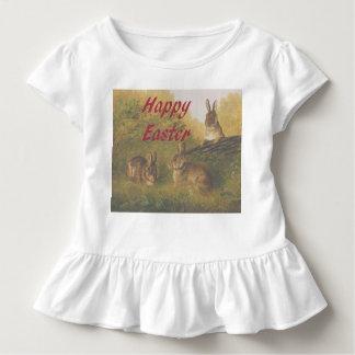 Fröhliche Ostern Kleinkind T-shirt