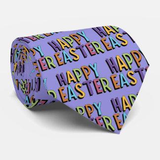 Fröhliche Ostern Krawatte