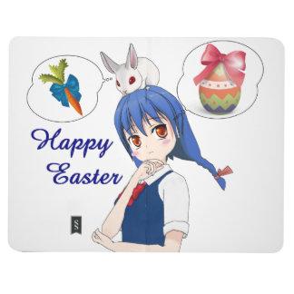 Fröhliche Ostern (kundengerecht) Taschennotizbuch