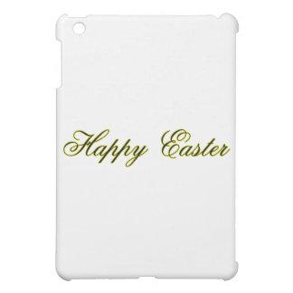 Fröhliche Ostern L Gelb die MUSEUM Zazzle iPad Mini Hüllen