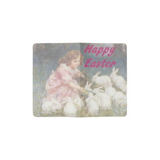 Fröhliche Ostern Moleskine Taschennotizbuch