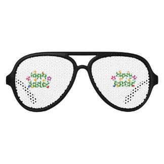 Fröhliche Ostern Partybrille