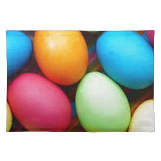Fröhliche Ostern! Stofftischset