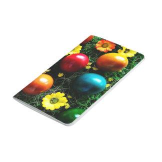 fröhliche Ostern Taschennotizbuch
