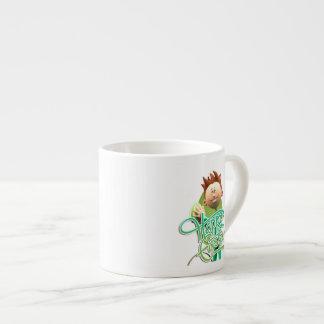 Fröhliche Ostern Toon Espressotassen