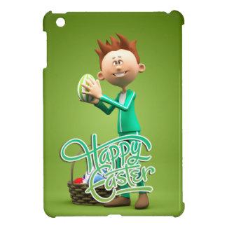 Fröhliche Ostern Toon iPad Mini Cover