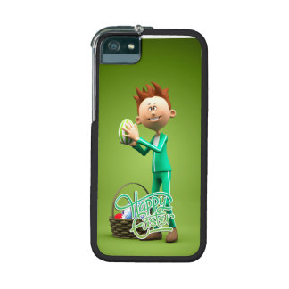 Fröhliche Ostern Toon iPhone 5 Hülle