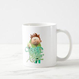 Fröhliche Ostern Toon Kaffeetasse