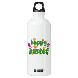 Fröhliche Ostern Wasserflasche