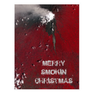 FRÖHLICHE SMOKN WEIHNACHTENpostkarte Postkarte