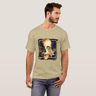 Fröhlicher Schädel-T - Shirt