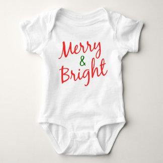 Fröhlicher u. heller Baby-Bodysuit Baby Strampler