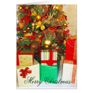 Fröhliches Christmas_ Karte