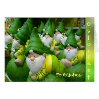 Fröhliches  Osterfest Grußkarten